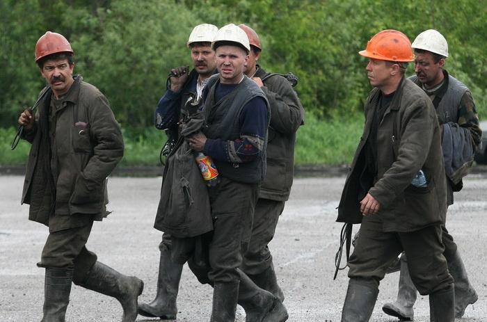 В Ростовской области шахтеры не получали зарплату полтора года
