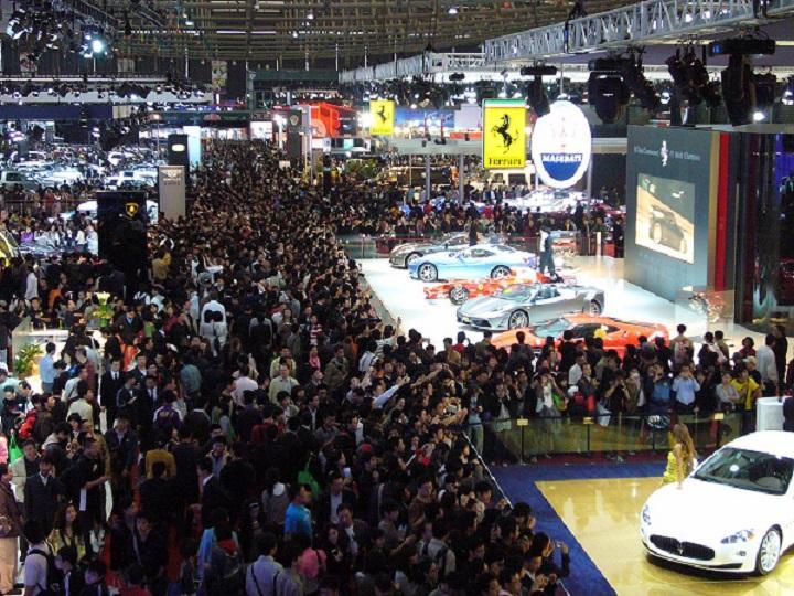 Автосалон в Шанхае-2017: новинки главного мотор-шоу Азии