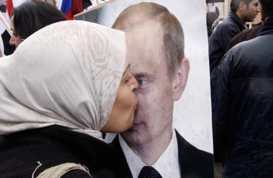Россия разместила в Сирии новейший ПВО