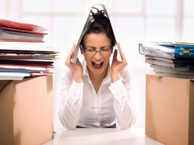 Стресс плохо влияет на зачатие детей
