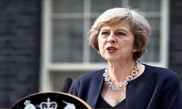 Тереза Мэй обратилась с просьбой к ЕС отсрочить Brexit