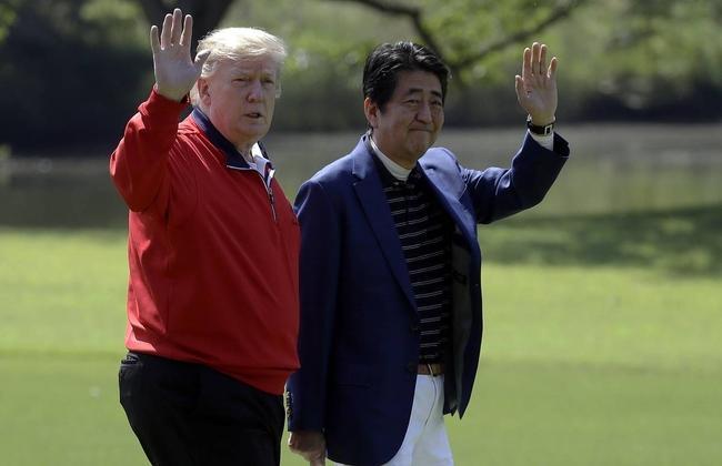 """""""Хороший прогресс"""": Трамп похвалился успешными переговорами с Японией в торговой сфере"""