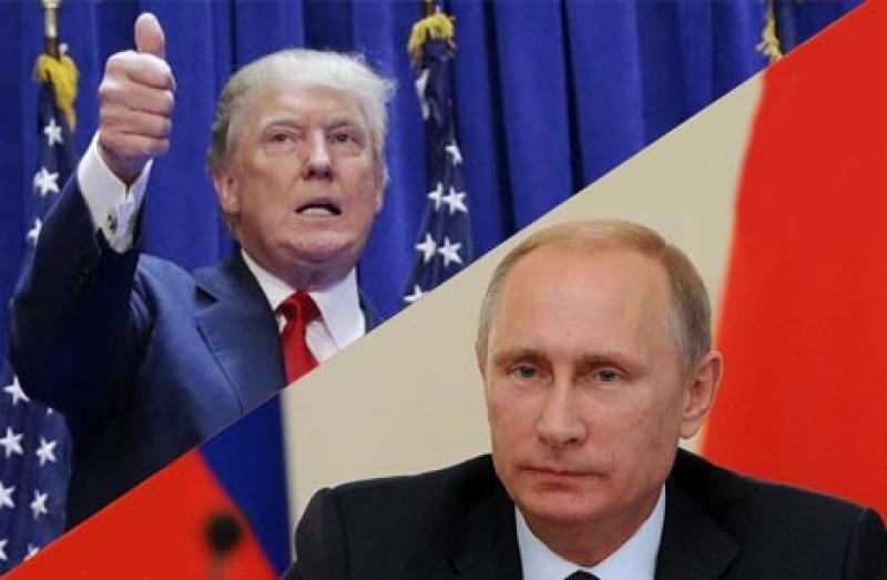 Трамп назвал Путина лучшим лидером , сравнив в Обамой