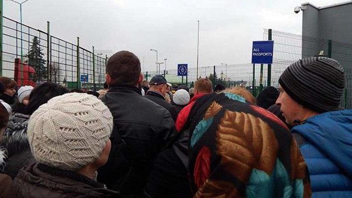 Украина, трудовая миграция
