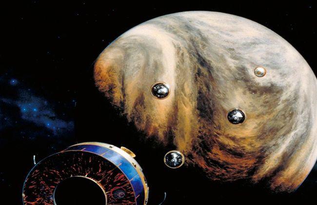 """США решили принять участие в российском космическом проекте """"Венера-Д"""""""