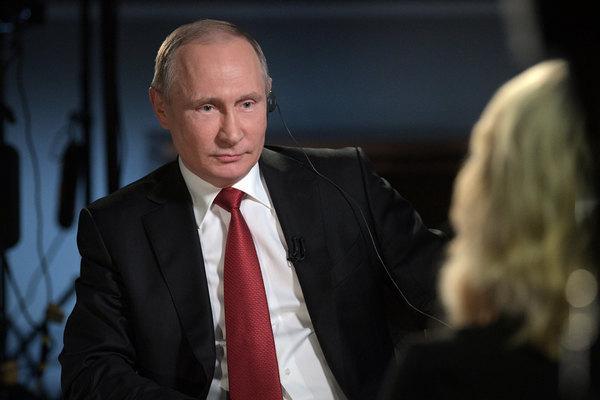 Путин «рассекретил русских»