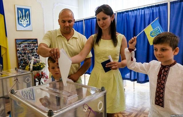 Выборы на Украине: наблюдателям из Германии отказали в аккредитации