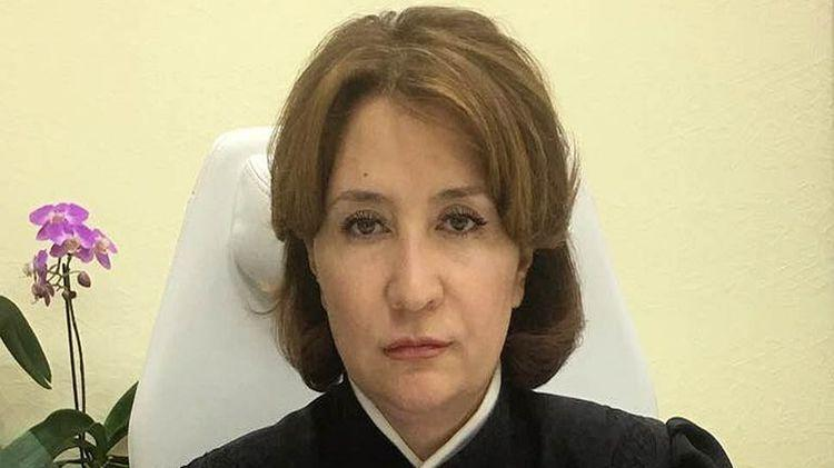 Судья Хахалева оставила пост председателя коллегии краевого суда в Краснодаре
