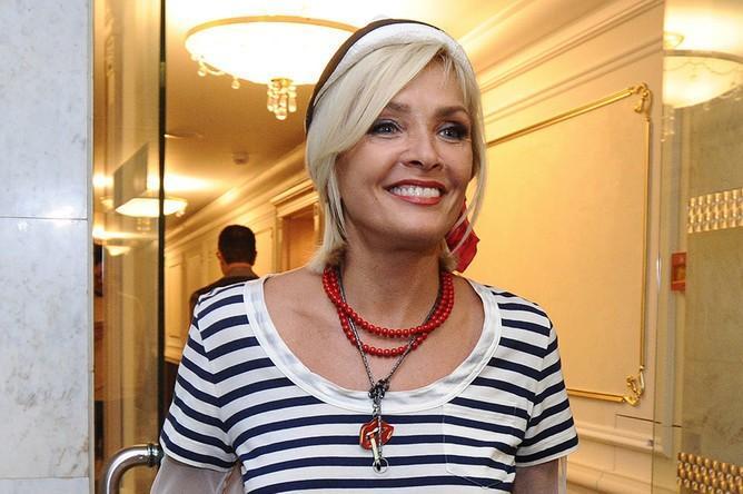 Певица Лайма Вайкуле рассказала, когда поедет в Крым