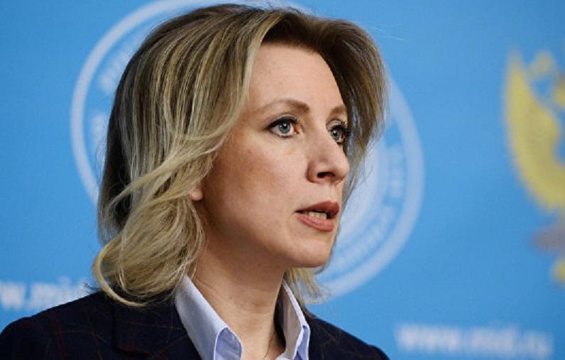 Захарова: Непонятна роль США в российско-японских переговорах