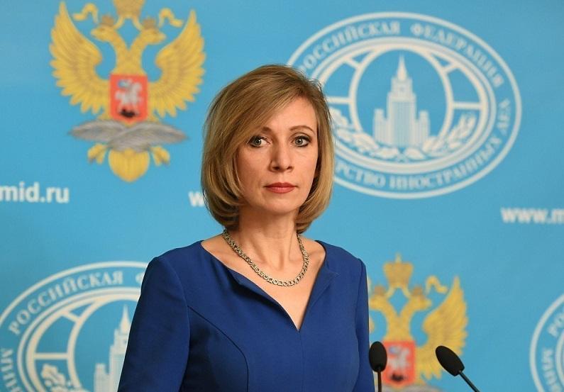 Захарова объяснила присутствие российских военных в Венесуэле
