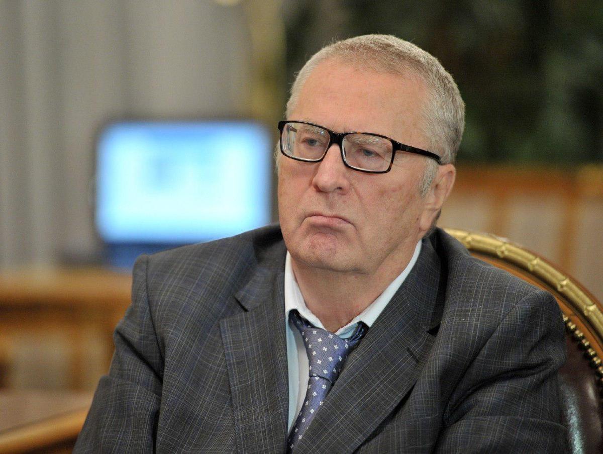 Жириновский рассказал, когда Украина войдёт в состав РФ
