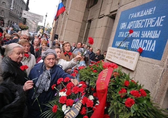 12 миллионов евро будут выделены для блокадников Ленинграда властями Германии