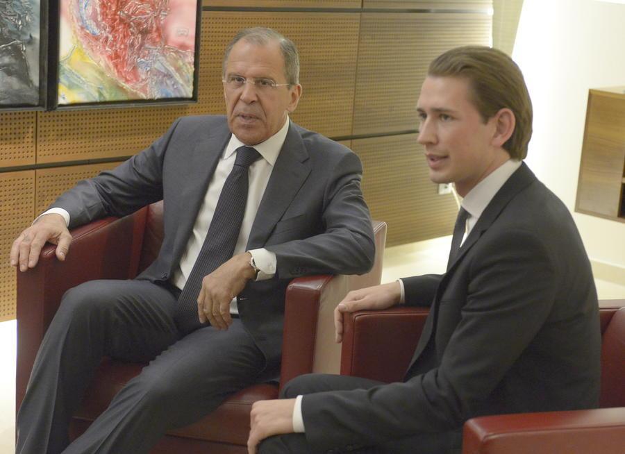МИД Австрии посоветовал Киеву восстановить диалог с Россией и ЕС