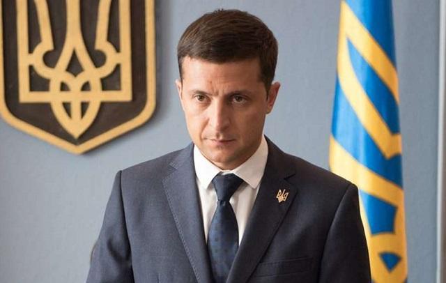 Выборы на Украине: на Зеленского завели уголовное дело