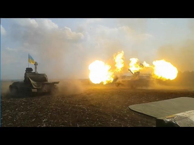 Горловку «утюжат» ВСУ – тяжелая обстановка в Донбассе