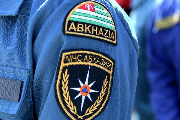 Взрыв в Абхазии