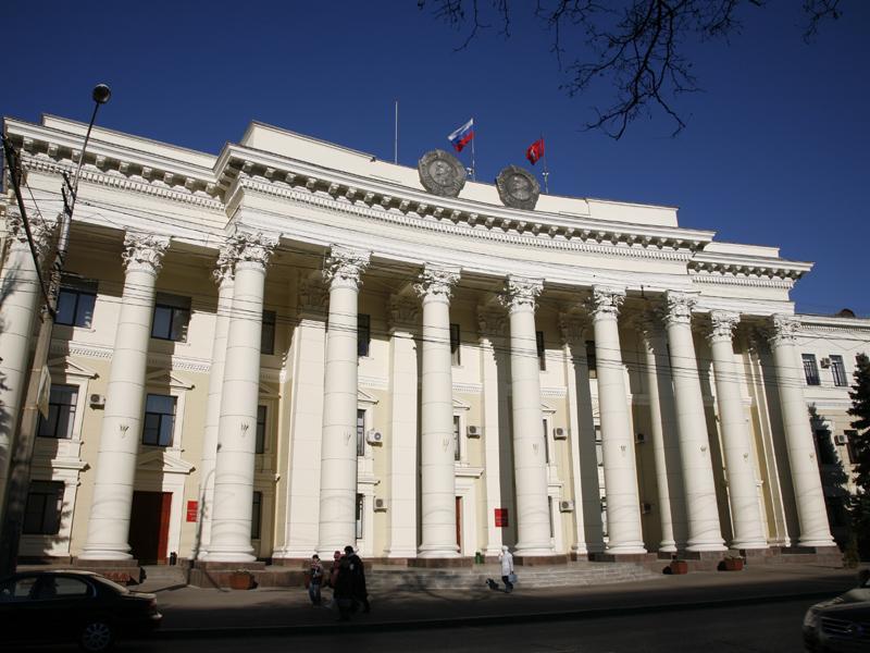Власти Волгоградской области возьмут кредит наастрономическую сумму