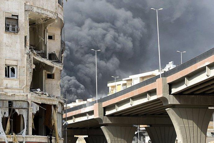 В ООН поддержали введение гуманитарной паузы в Алеппо