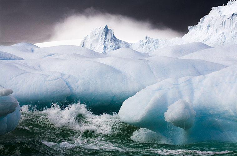 Обнаруженные загадочные тоннели между Антарктидой и другими континентами всколыхнули сеть