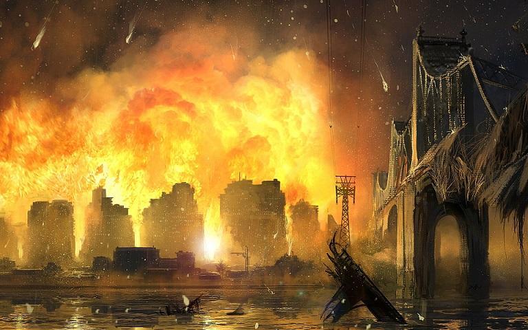 Очередной конец света намечен на 29 июля, видеоролик с пугающим предсказанием стал хитом YouTube