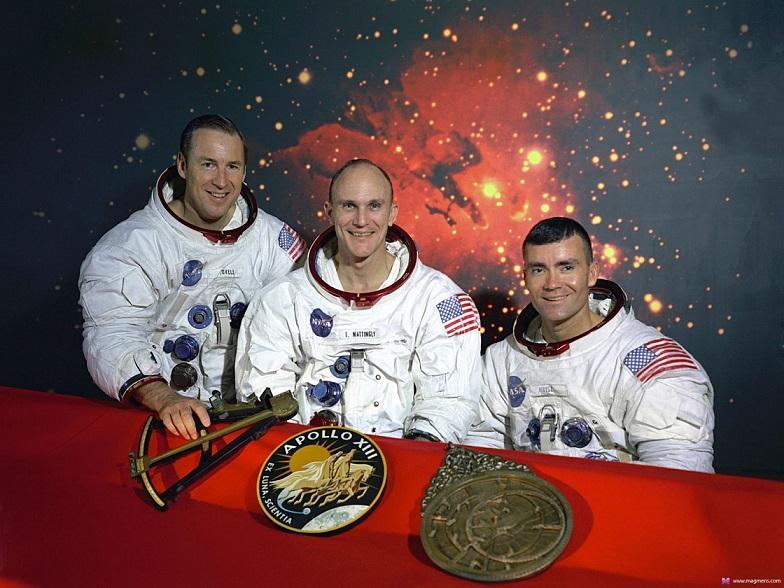 Инопланетяне спасли экипаж «Аполлона-13»: подтверждение на снимках NASA