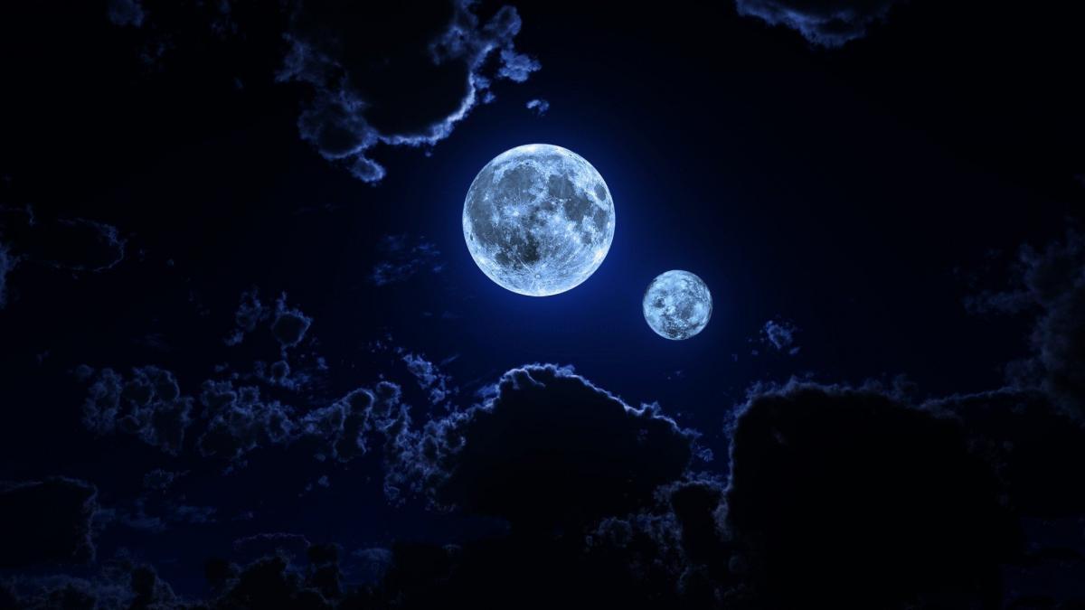 Редчайшая голубая Луна взойдет над Землей