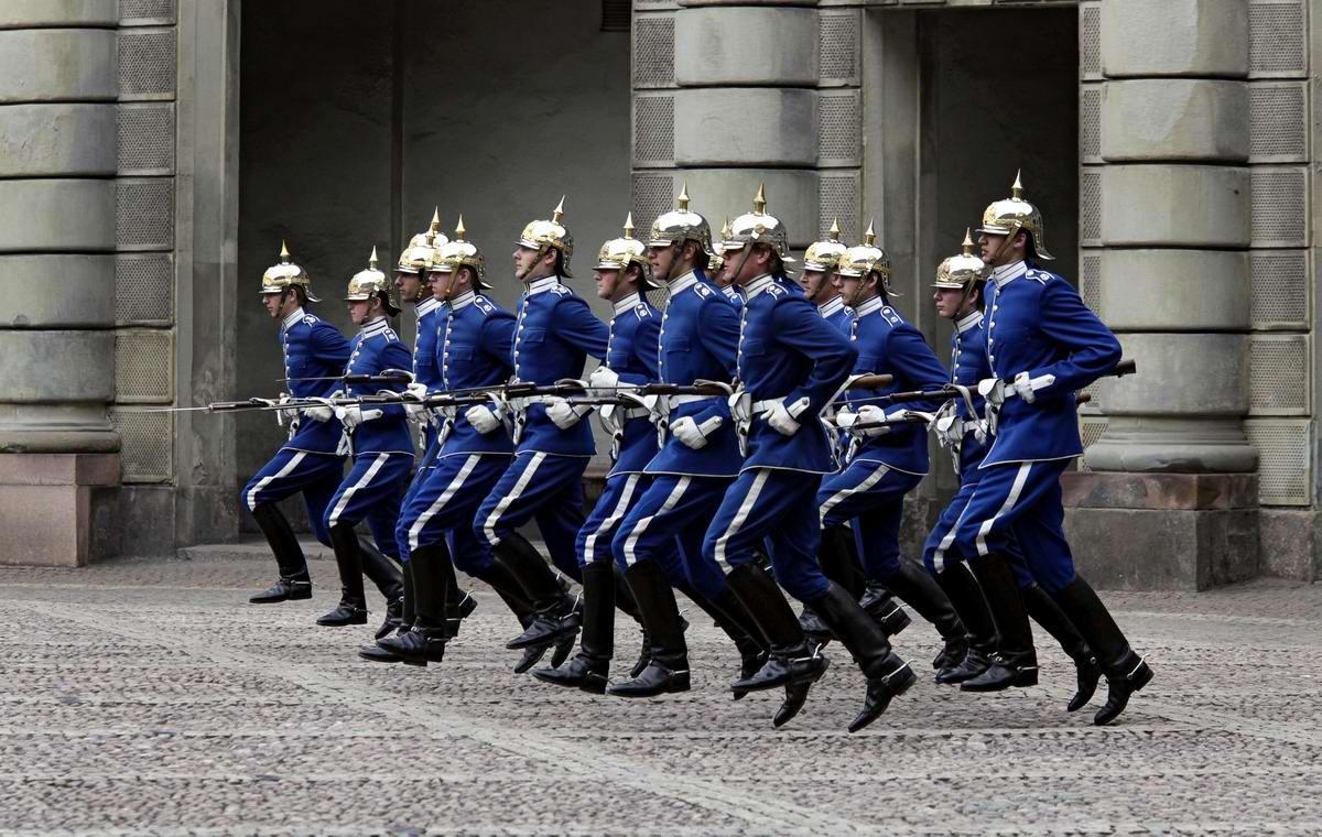 Армия Швеции