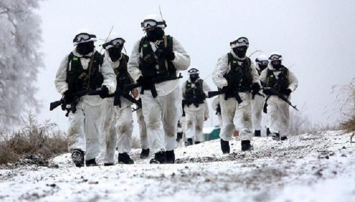 Около 2-х тыс. военнослужащих ВВО участвуют вучениях наКурилахе