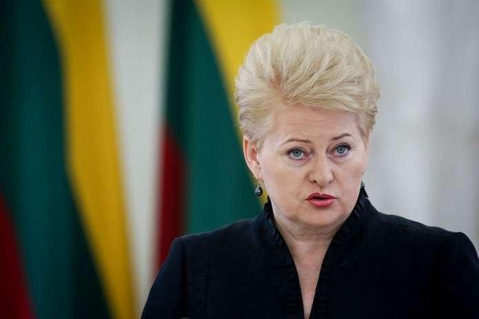 Литва вновь попытается вытянуть из «Газпрома» 1,4 млрд евро