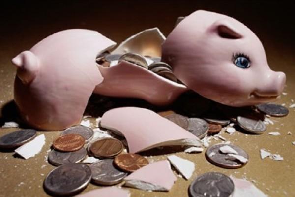 Удмуртия заняла 75-е место подоле потенциальных банкротов среди физлиц