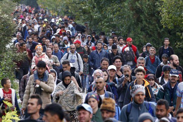 Беженцы Турции
