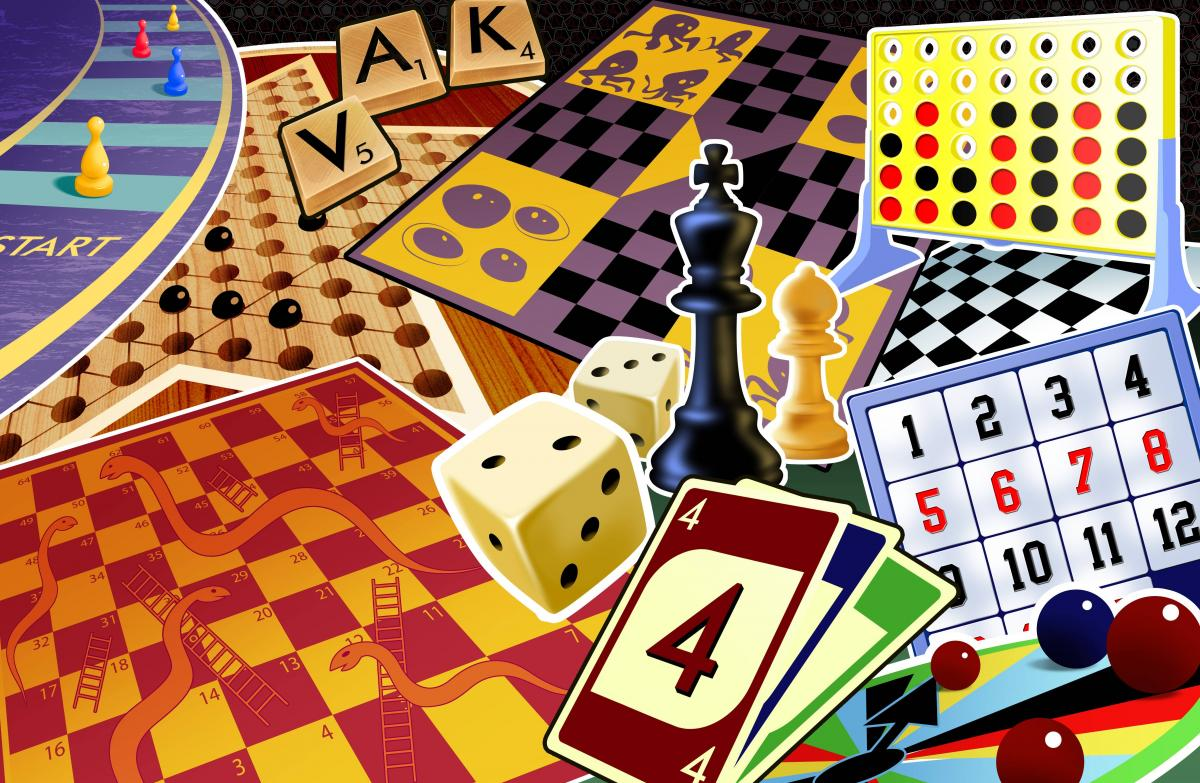 Интеллектуальные игры воспитывают изребенка гения