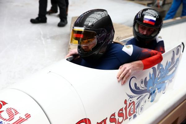 Международные соревнования в России