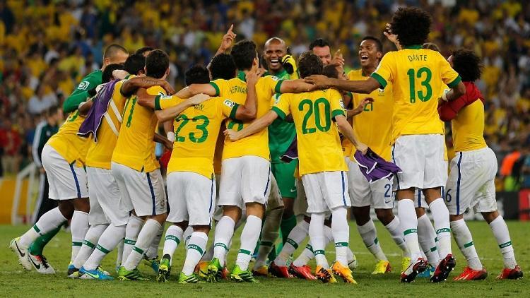 Рекордную премию пообещали сборной Бразилии за победу на ЧМ-2018