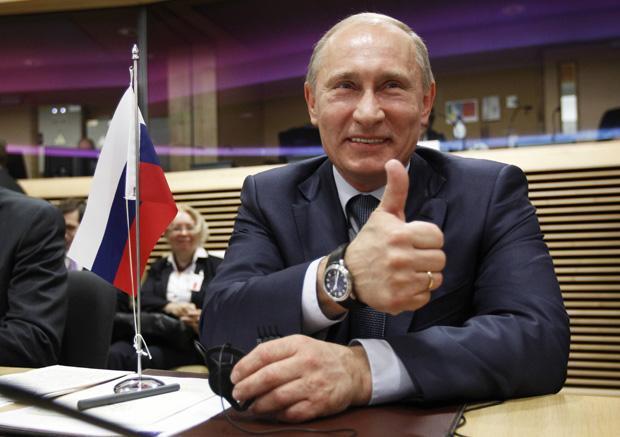 Путин примет участие в 23-м Мировом энергетическом конгрессе в Стамбуле