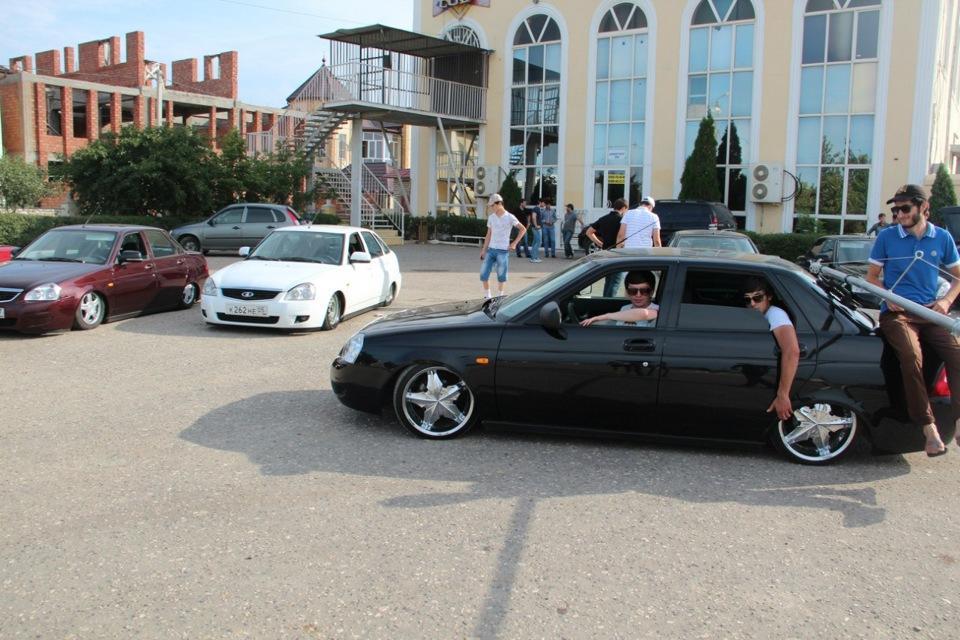Названы самые известные  авто спробегом наСеверном Кавказе
