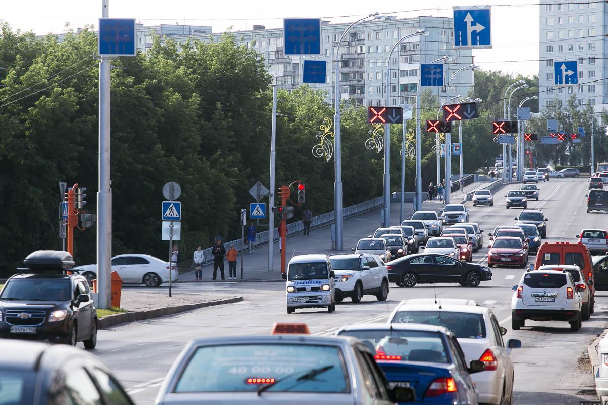 В Симферополе открыт первый участок с реверсивным движением – СМИ