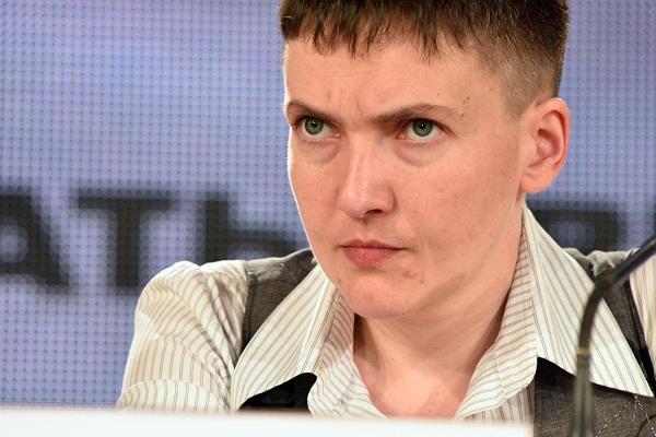 «Надежда Савченко сбежала в Россию», – заявили в Верховной Раде