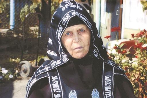 Озвучено последнее пророчество схимонахини Нины