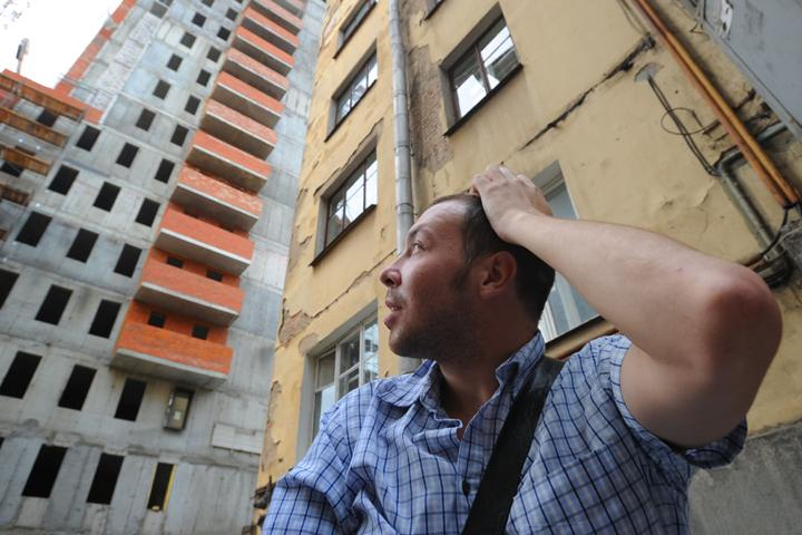 Налог на недвижимость, рассчитанный по новым правилам, обрушит цены на квартиры