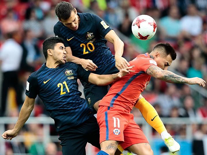 «Чили – Австралия» 25 июня 2017: обзор матча, голы, счет – видео лучших моментов