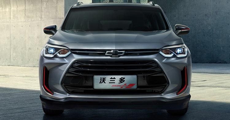 Фото нового Chevrolet Orlando просочились в сеть