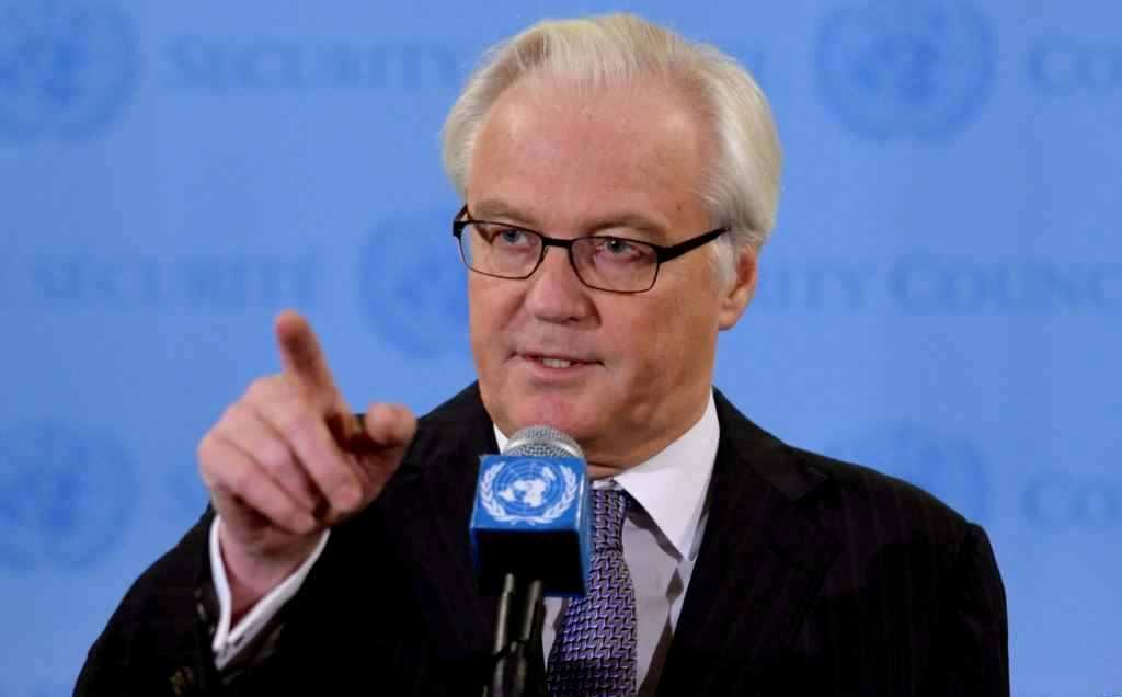 Совбез ООН неподдержал государство Украину на совещании поДонбассу— Чуркин