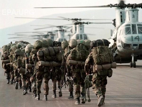 ВДВ США экстренно десантировались на территорию граничащей с Россией страны