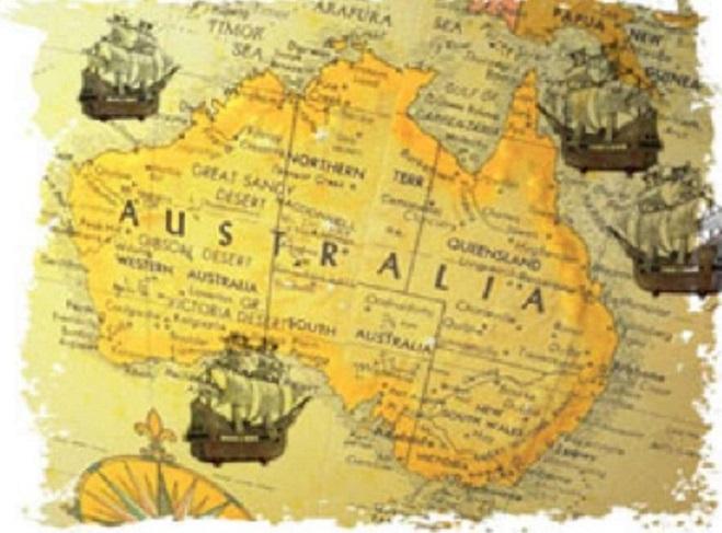 Австралию открыли египтяне несколько тысяч лет назад - доказывают древние иероглифы