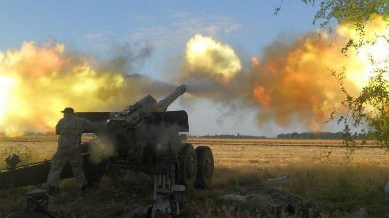 ВСУ предприняли попытку захвата позиций ополчения в Донбассе