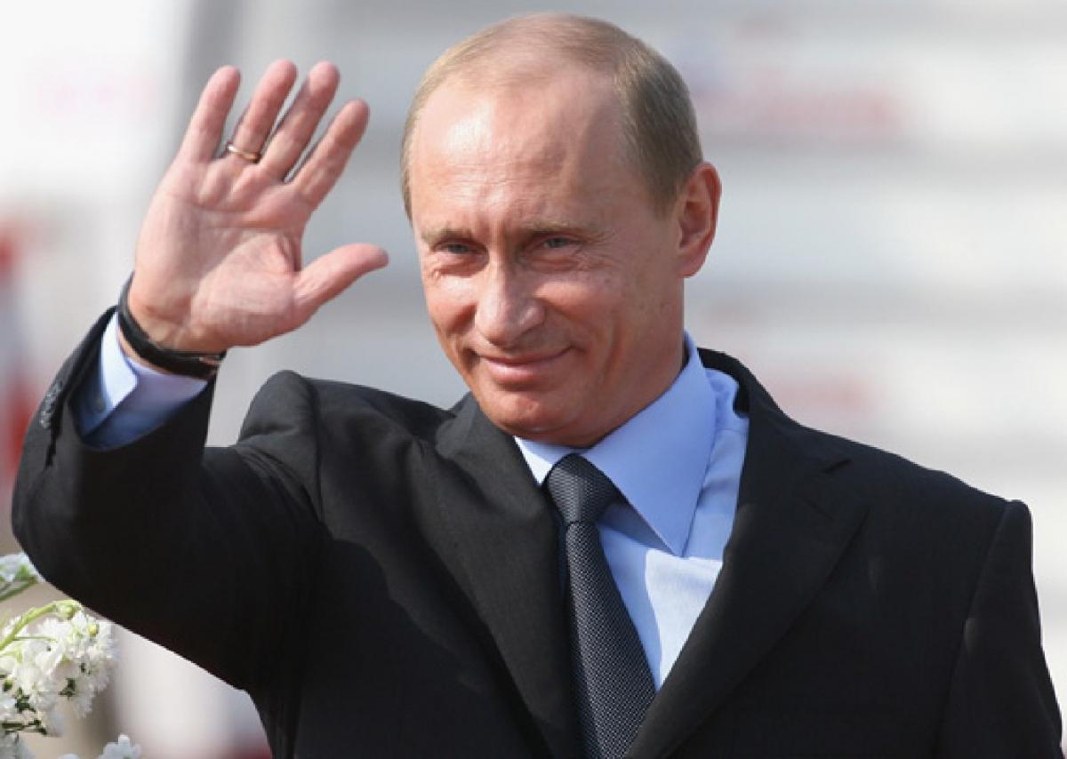Фортуна раз за разом делает Путину подарки