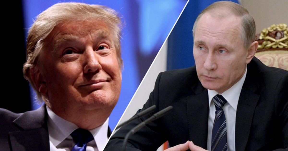 Стало известно место встречи Путина и Трампа