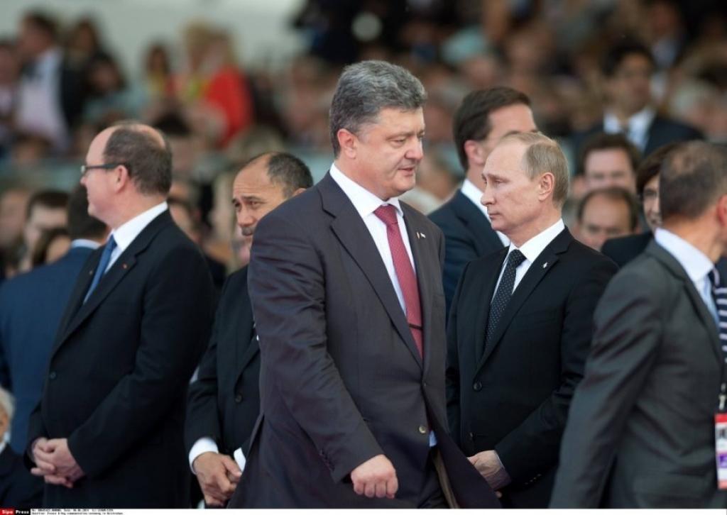 Ляшко «сдал» план Порошенко по обману Путина